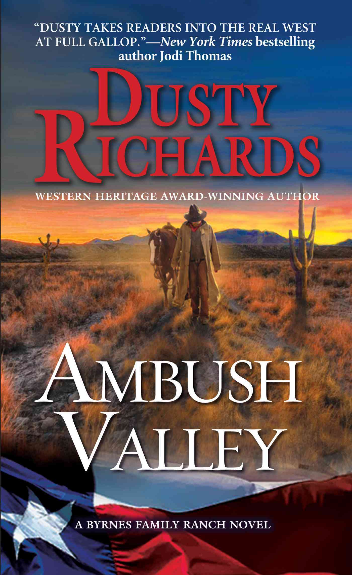 Ambush Valley By Richards, Dusty